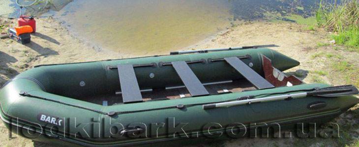 фото лодки БАРК BT_420S