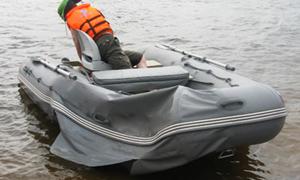поврежден баллон моторной пвх лодки