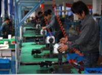 завод Parsun в Шанхае