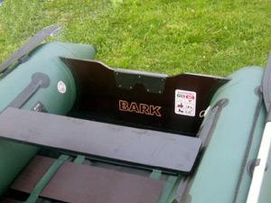 подвижное сиденье в лодках БАРК