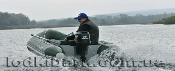 фото лодки БАРК BN-360S