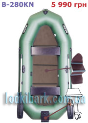 фото лодки BARK B-280KN