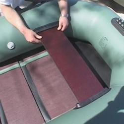 сиденье в пвх лодках